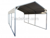 steel carport metal fr...
