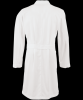PP Nonwoen Medical Lab Coat Protective White Lab Coat Wholesale