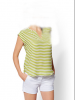 green    blouses and top
