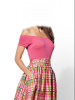 pink  design  blouses and top