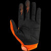 TWO COLOR SHADED  racing gloves