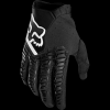 DECENT BLACK  racing gloves