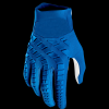2018 BLUE racing gloves