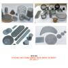Stainless steel wire mesh filter disc/Carbon Steel/Galvanized Steel wire mesh filter disc/