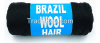 brazilian hair wool yarn