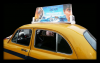 ADVERTISING TAXI TOP