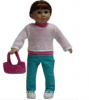 Costumised Girl Doll