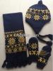 2017 knitted fashion j...