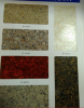 Liquid granite paint