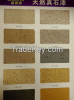 Natural stone paint