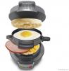 Humburger maker breakfast