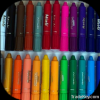 Washable Crayons/Silky...
