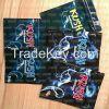 Plastic Herbal Incense Bags