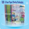 Clear plastic book cov...