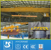 Magnetic Bridge Crane QC Model Electromagnetic Overhead Crane