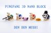 3D nano block of onepi...