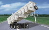 3-Axle Tipping Tipper ...
