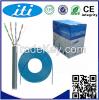 2014 hot sale Cat5e 4p BC CCA net working patch cord
