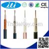 2014 hot sale BC braiding LSZH PVC coaxial lan cable