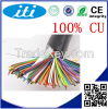 newest product utp cat6 Cat5e Ethernet telephone cable