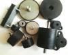 rubber vibration mount