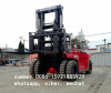 used 30t big forklift made in japan