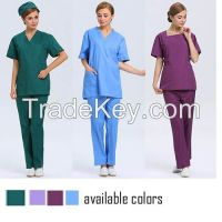 hospital medical uniform scrubs uniform