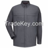 BIFLY Flame Resistant Button Front Work Shirt