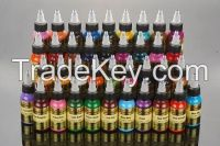 LUSHCOLOR 30ml Permanent Makeup ink , best Tattoo ink
