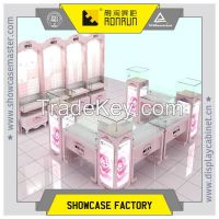 Jewelry/Timepiece/Optical showcase, display, stand,counters