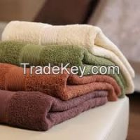 Plain Dyed Terry Towels