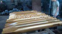 Hydraulic Breaker Chisel, Drilling Rods, Drill TIG, Furukawa Breaker
