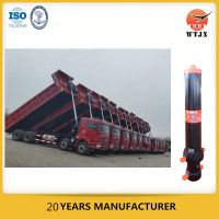 front-end hydraulic cylinders for dump truck
