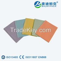 Disposable Dental Bibs of different colors