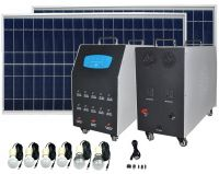 Home Use 1KW off grid solar power systems FS-S110