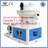 New Design Biomass Wood Pellet Machine / Wood Pellet Mill CE Approved