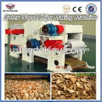 New Design Drum Wood Chipper CE Approved