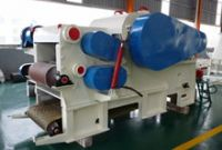 Large capacity wood chipper machine chipper wood forest machinery