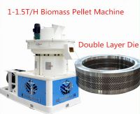 Factory supply wood pellet machine pellet making machine CE approved