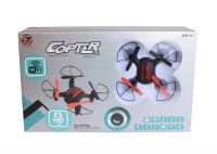 Remote control toy drone with camera
