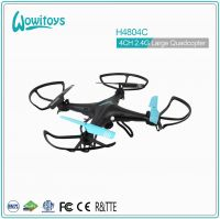 2016 New Hot Sale 4ch 6-axis Gyro Professional Rc Drone with camera