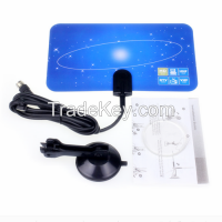 Ingenious Glittering Amplified HDTV Digital Indoor TV Antenna Signal Receiver