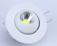 3W Mini Recessed COB Led Spotlight