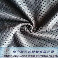 One Side Brushed Mesh Fabric