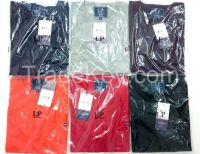 100% cotton t- shirts half and full sleeved