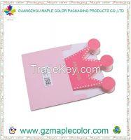 2015 creative crown cute greeting cards printing