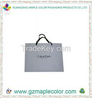 2015 custom logo paper bags with handle