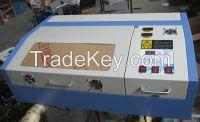 mini 40W laser engraving machine