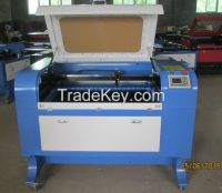 CO2 laser cutting machine WITH 2 YEARS WARRANTY