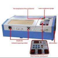 40W mini laser machine for hobby